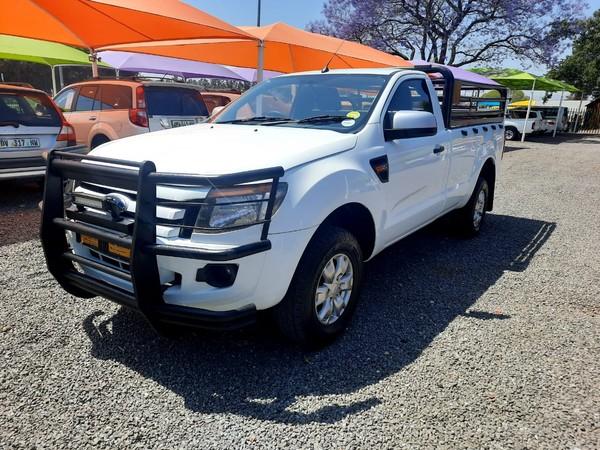 2015 Ford Ranger 3.2TDCi XLS Single cab Bakkie North West Province Rustenburg_0