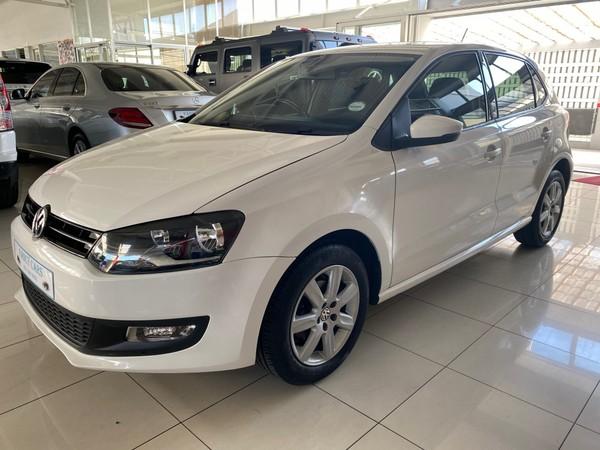 2013 Volkswagen Polo 1.4 Comfortline  Western Cape Bellville_0