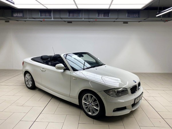 2011 BMW 1 Series 120i Convertible At  Western Cape Cape Town_0
