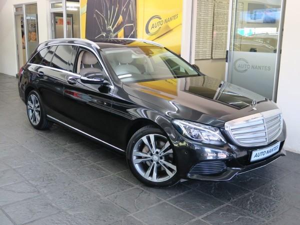2014 Mercedes-Benz C-Class C250 BLUETEC Estate Exclusive Auto Western Cape Paarl_0
