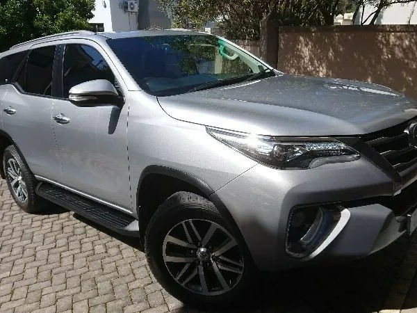 2017 Toyota Fortuner 2.8GD-6 RB Western Cape Paarl_0