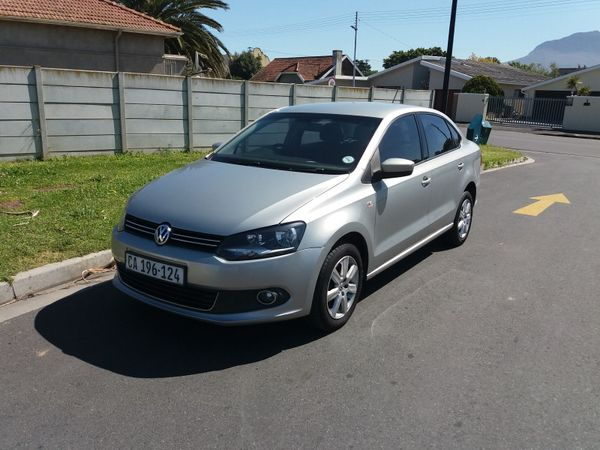 2013 Volkswagen Polo 1.6 Tdi Comfortline  Western Cape Strand_0