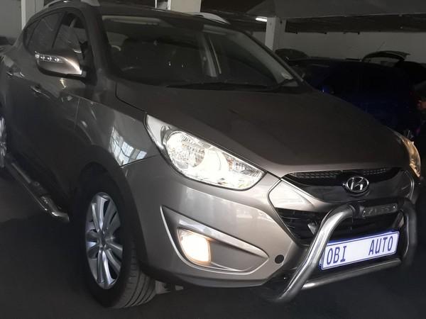 2013 Hyundai iX35 2.0 Gl  Gauteng Johannesburg_0