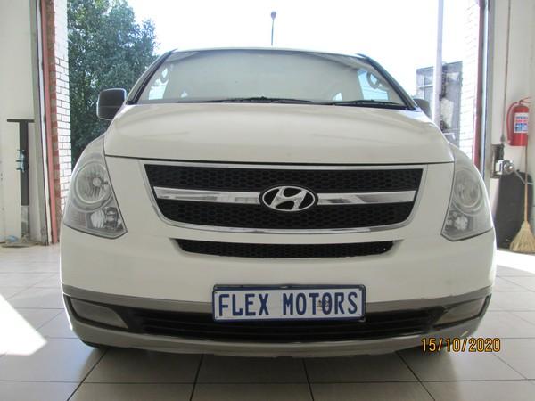 2012 Hyundai H1 Gl 2.4 Cvvt Ac  Fc Pv  Gauteng Johannesburg_0