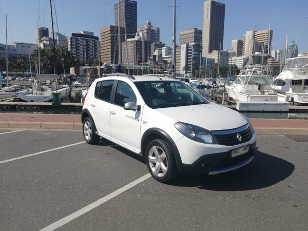 2012 Renault Sandero SPORTY AND STYLISH Kwazulu Natal Durban_0