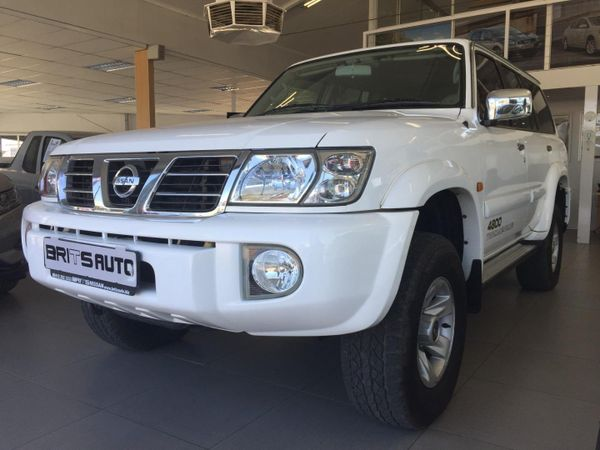 2002 Nissan Patrol 4.8 Grx At c87  North West Province Brits_0