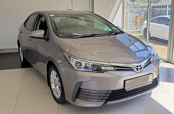2019 Toyota Corolla 1.4D Prestige Kwazulu Natal Amanzimtoti_0