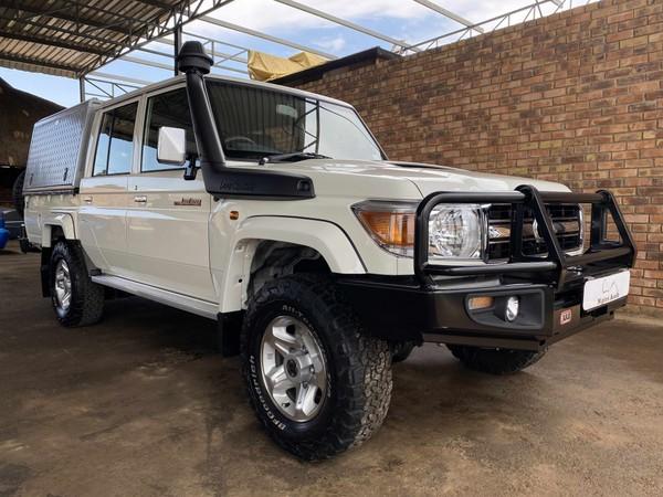 2020 Toyota Land Cruiser 70 4.5D Double cab Bakkie Gauteng Pretoria_0