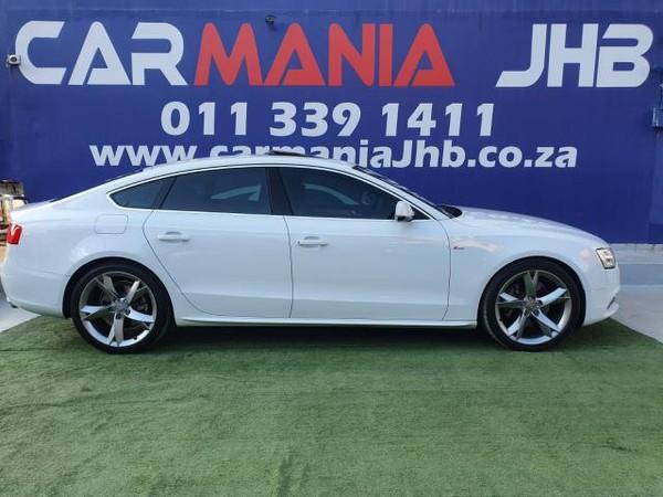 2014 Audi A5 Sportback 2.0 TFSi Quattro S Tronic Gauteng Johannesburg_0