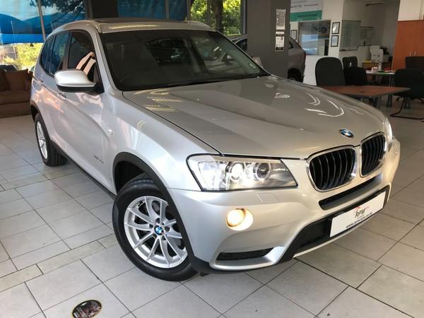 2013 BMW X3 Xdrive20d At  Gauteng Sandton_0