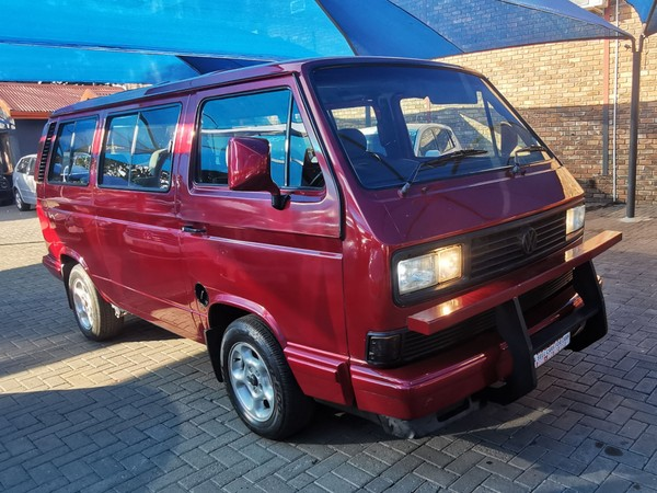 2000 Volkswagen Caravelle 2.6i Ac Ps  North West Province Brits_0