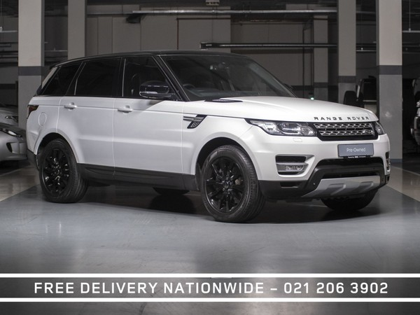 2014 Land Rover Range Rover Sport 4.4 SDV8 HSE Western Cape Tokai_0