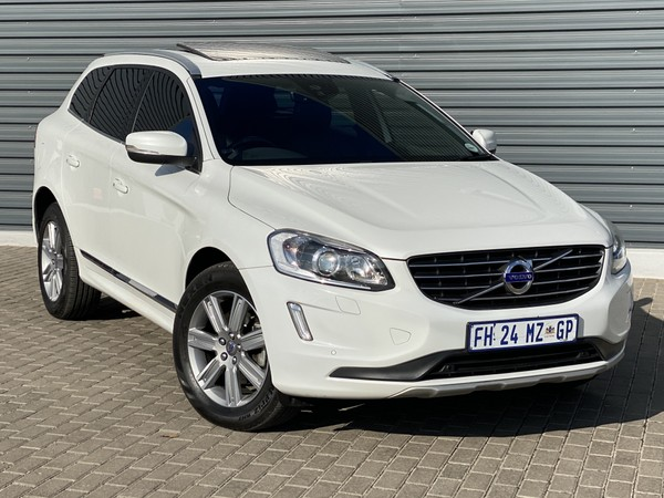 2016 Volvo XC60 D4 Inscription Geartronic Mpumalanga Evander_0