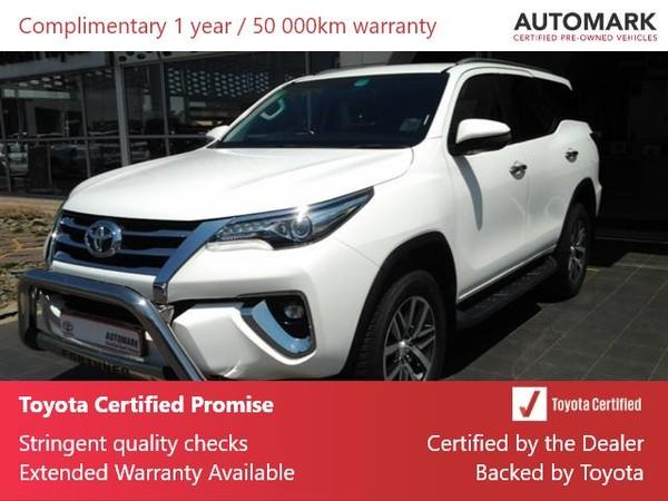 2017 Toyota Fortuner 2.8GD-6 RB Auto Gauteng Nigel_0