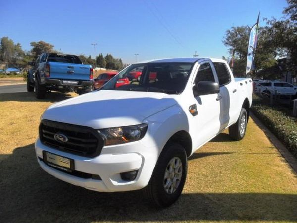 2020 Ford Ranger 2.2TDCi XL Auto Double Cab Bakkie Gauteng Sandton_0