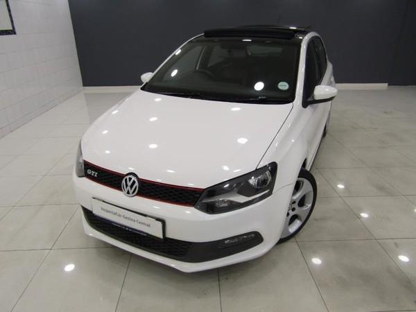2012 Volkswagen Polo Gti 1.4tsi Dsg  Gauteng Pretoria_0