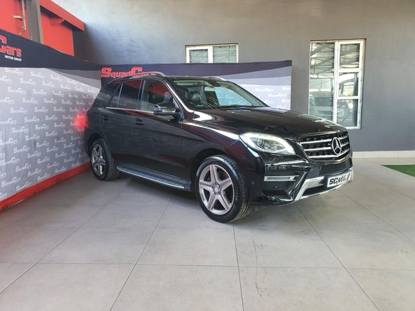 2014 Mercedes-Benz M-Class ML 400 BE Gauteng Pretoria_0