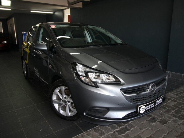 2020 Opel Corsa 1.0T Ecoflex Enjoy 5-Door 66KW Eastern Cape Port Elizabeth_0