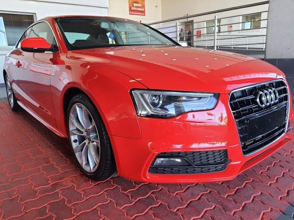 2015 Audi A5 2.0T FSI Multi Gauteng Midrand_0