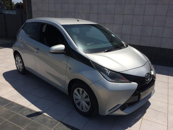 2016 Toyota Aygo 1.0 Fresh 5dr  Kwazulu Natal Empangeni_0