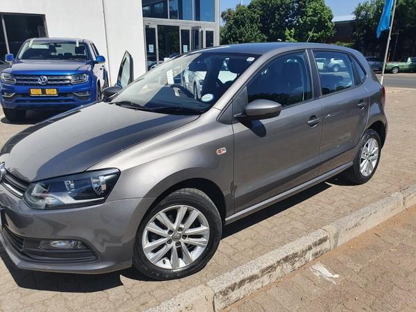 2019 Volkswagen Polo Vivo 1.6 Comfortline TIP 5-Door Free State_0