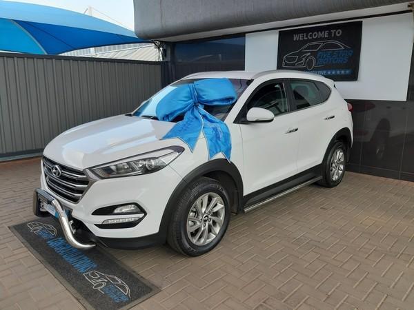 2017 Hyundai Tucson 1.7 CRDi Executive Gauteng Vereeniging_0