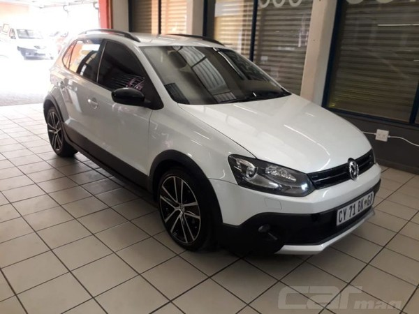 2014 Volkswagen Polo Cross 1.2 TSI Gauteng Johannesburg_0