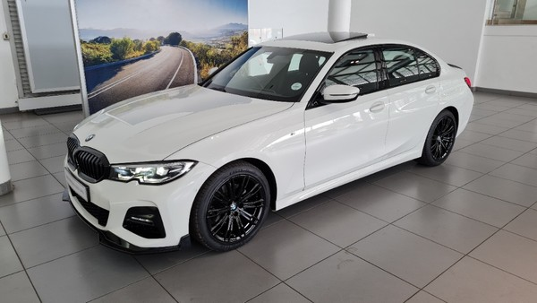 2020 BMW 3 Series 320i M Sport Launch Edition Auto G20 Gauteng Roodepoort_0