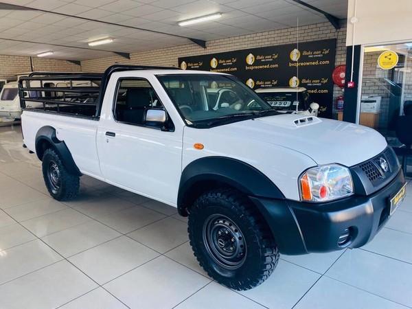 2019 Nissan NP300 Hardbody 2.5 TDi LWB 4X4 Single Cab Bakkie Western Cape Paarl_0