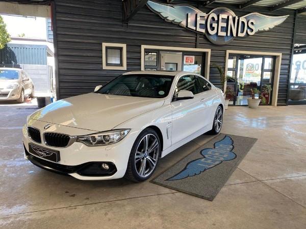 2014 BMW 4 Series Coupe Sport Line Auto Western Cape Strand_0