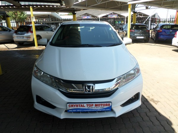 2015 Honda Ballade 1.5 Executive CVT Gauteng Kempton Park_0