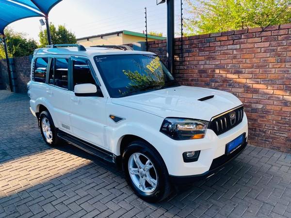 2016 Mahindra Scorpio 2.2 M HAWK 8 Seat Gauteng Pretoria_0