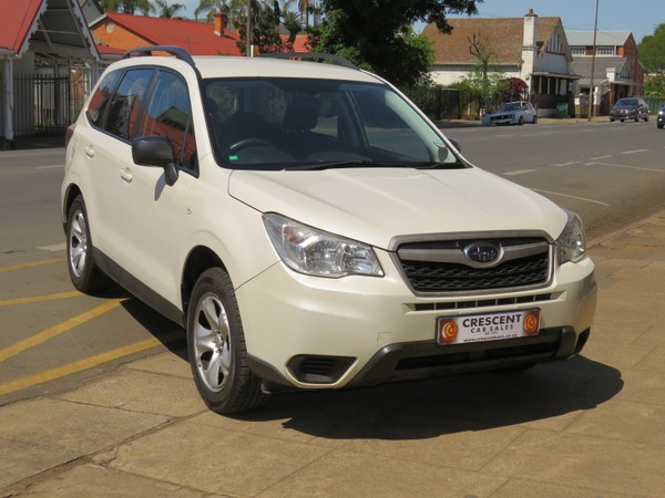 2013 Subaru Forester 2.0 X Kwazulu Natal Pietermaritzburg_0