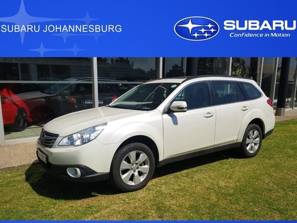 2011 Subaru Outback 3.6r  Gauteng Edenvale_0