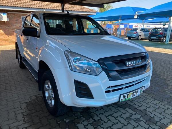 2019 Isuzu D-MAX 250 HO Hi-Rider Double Cab Bakkie Limpopo Louis Trichardt_0