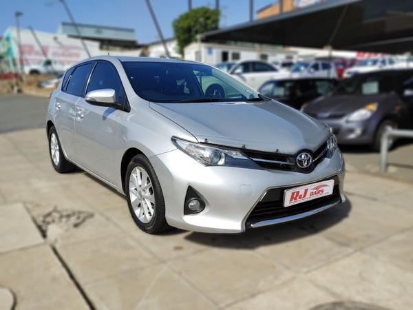 2013 Toyota Auris 1.6 Xs  Kwazulu Natal Durban_0