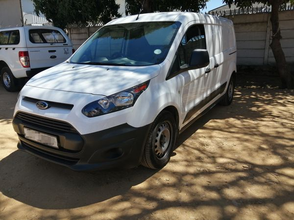 2018 Ford Transit Connect 1.5TDCi Ambiente LWB FC PV Western Cape Paarl_0