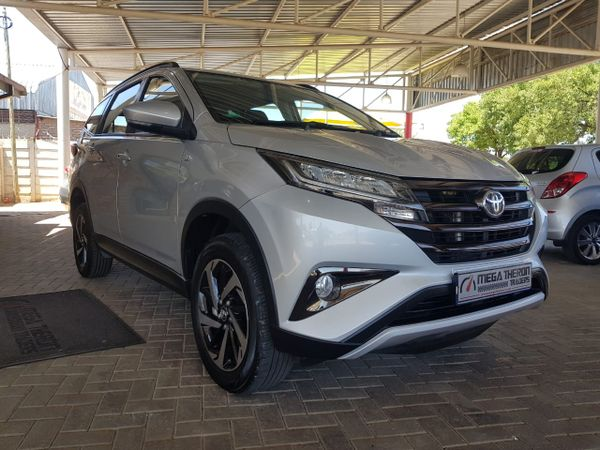 2019 Toyota Rush 1.5 Auto North West Province Klerksdorp_0