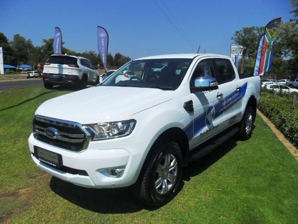 2020 Ford Ranger 2.0 TDCi XLT Auto Double Cab Bakkie Gauteng Sandton_0