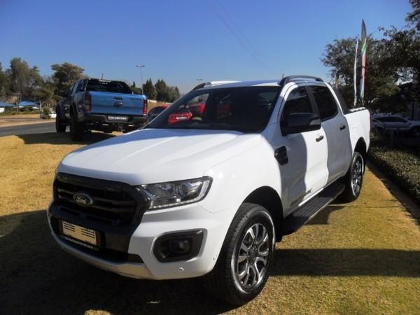 2020 Ford Ranger 2.0TDCi Wildtrak Auto Double Cab Bakkie Gauteng Sandton_0