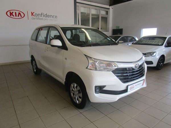 2019 Toyota Avanza 1.5 SX Gauteng Randburg_0