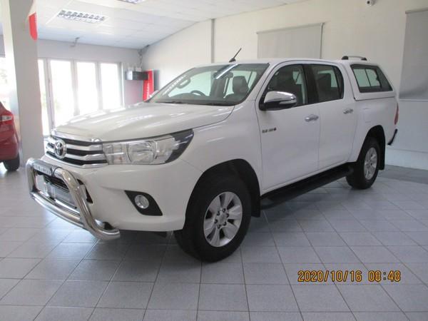 2017 Toyota Hilux 2.8 GD-6 RB Raider Double Cab Bakkie Auto Eastern Cape Humansdorp_0