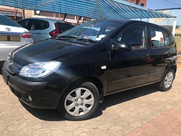 2010 Hyundai Getz 1.4 Hs  Gauteng Roodepoort_0
