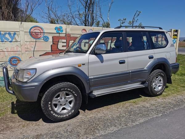 1997 Toyota Prado Gx 3.0d  Western Cape Cape Town_0