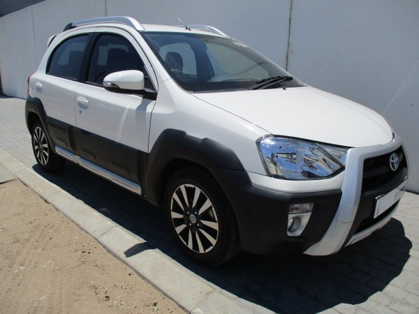 2015 Toyota Etios Cross 1.5 Xs 5Dr Western Cape Table View_0