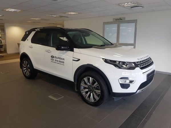 2019 Land Rover Discovery Sport Sport 2.0i4 D HSE LUX Kwazulu Natal Durban_0