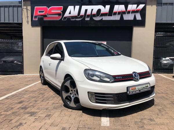 2011 Volkswagen Golf Vi Gti 2.0 Tsi Dsg  Mpumalanga Witbank_0