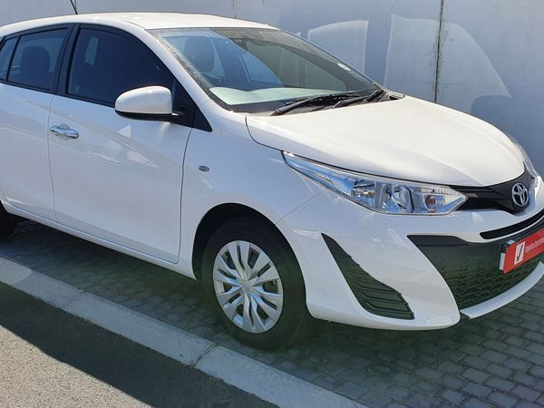 2020 Toyota Yaris 1.5 Xi 5-Door Western Cape Table View_0