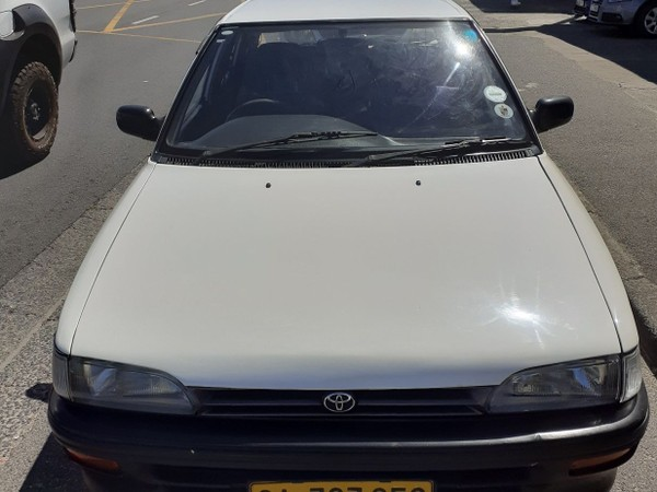 1995 Toyota Conquest 130 Zip  Western Cape Bellville_0