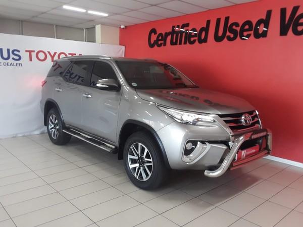 2017 Toyota Fortuner 2.8GD-6 4X4 Auto Gauteng Edenvale_0